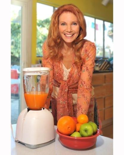 Julia Loggins in Santa Barbara introduces her new book Dare to Detoxify, on colon and body detoxification